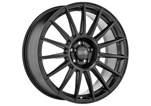OZ Superturismo Dakar Matt Black