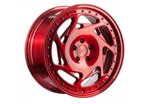 Z-Performance ZP5.1 Brushed Candy Red