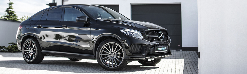 Mercedes GLE Coupe | Vossen
