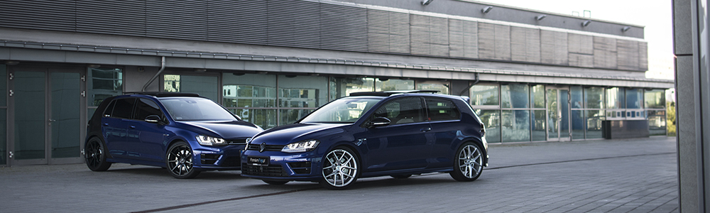 VW Golf 7R x2 | Z-Performance