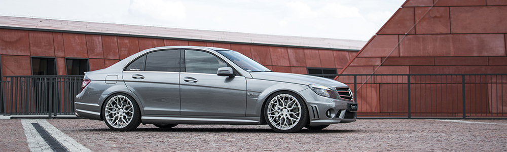 Mercedes C63 AMG W204 | BC Forged
