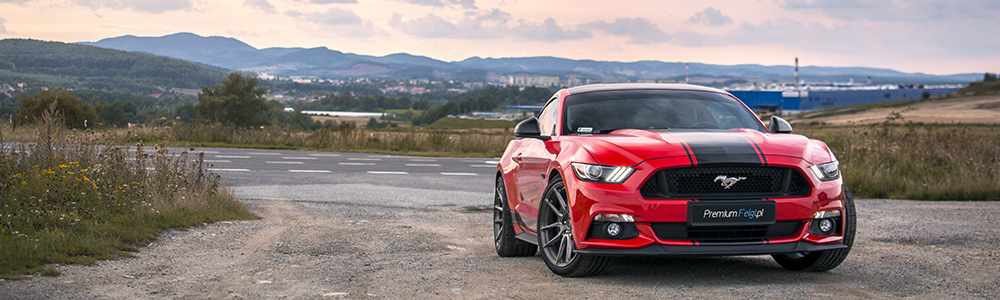 Ford Mustang GT 5.0 | BC Forged