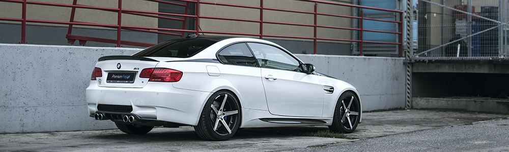 BMW M3 E92 | Z-Performance