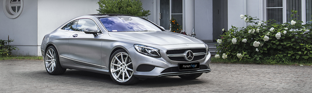 Mercedes S400 Coupe W222 | BC Forged